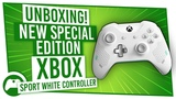 XBO - Xbox One Wireless Controller Sport White Special Edition
