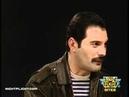 Freddie Mercury Interview on Night Flight On Singing Love of Aretha Franklin