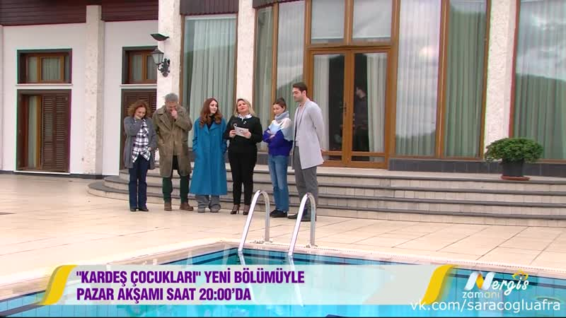Спецрепортаж от передачи «Nergis Zamanı» на Star TV