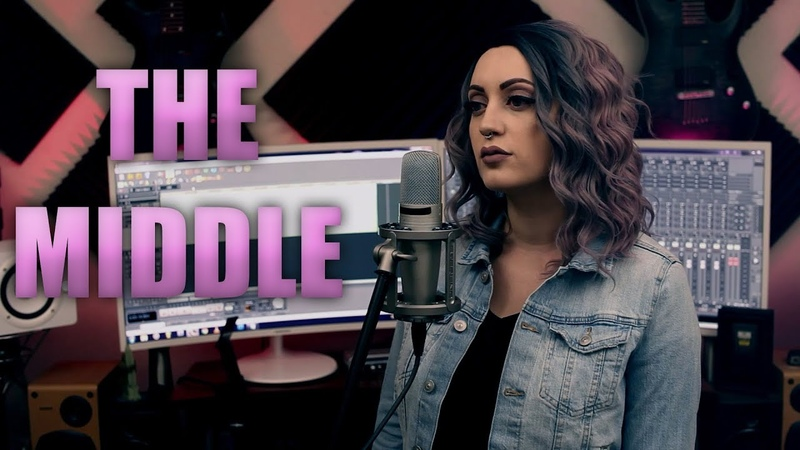 """Zedd """"The Middle"""" ft. Maren Morris, Grey (Cover by The Animal In Me)"""