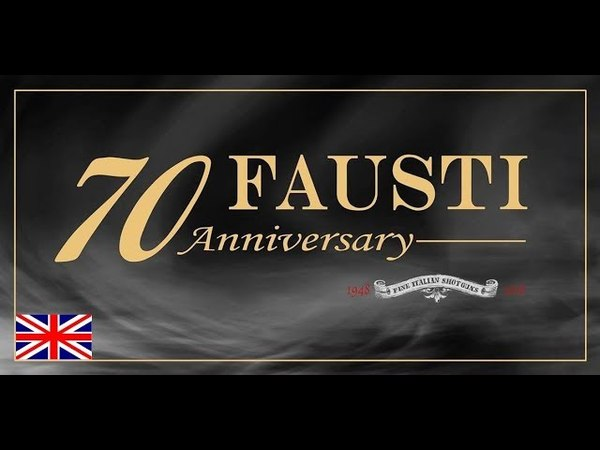 Юбилейные двухствольные ружья Fausti