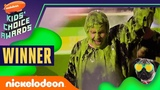 David Dobrik Gets Slimed, Hugs Josh Peck, &amp Wins