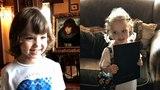 Лиза и Гарри Галкины поздравляют маму Аллу Борисовну Пугачёву с 69-ым Днём рождения (2018)