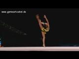 Анастасия Сергеева - булавы (многоборье) // AGF Trophy 2018