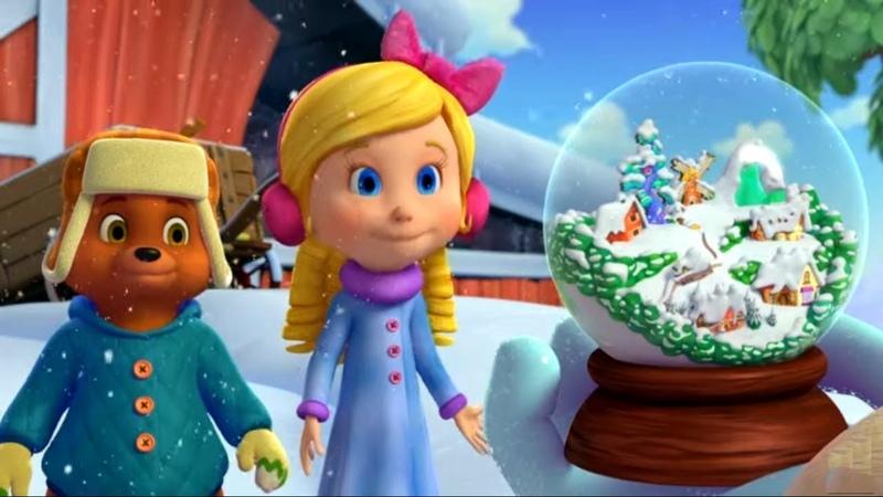 Голди и Мишка - Серия 8 Сезон 2 | Мультфильм Disney Узнавайка