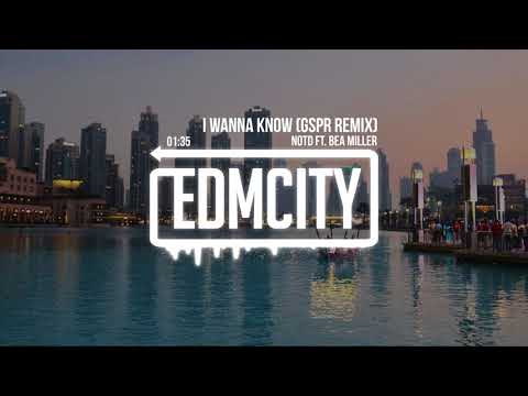 NOTD ft. Bea Miller - I Wanna Know (GSPR Remix)
