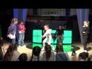 15Фестиваль уличных танцев - NG - Арина, Арсений, Амалия, Варвара 21.01.2018 Нижнекамск