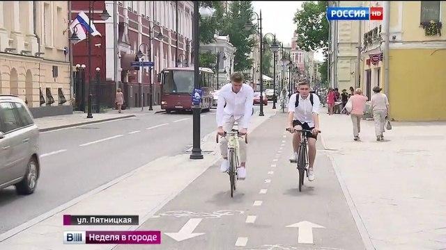 Вести Москва Стоит ли постоять в пробках чтобы получить осенью новый центр Москвы