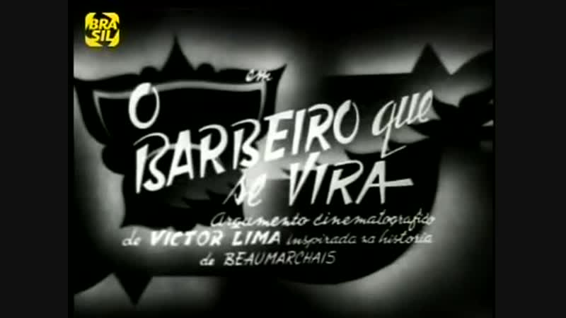 O Barbeiro Que se Vira_1957 BR