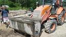 EXCAVATOR FIAT KOBELCO FB 200 Mixing concrete Concrete Mixer Bucket