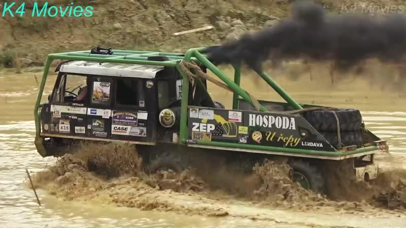 Czechia 2017 6X6 Truck № 435