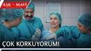 Aşk ve Mavi 33.Bölüm (Yeni Sezon) - Safiye ve Fatma aynı anda doğum yapıyor!