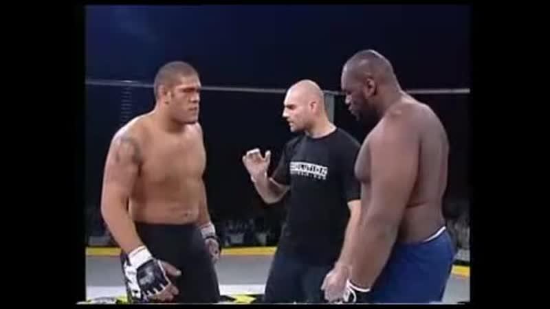 02 - Antonio Silva vs Marcus Tchinda [CWFC – Strike Force] (fr)