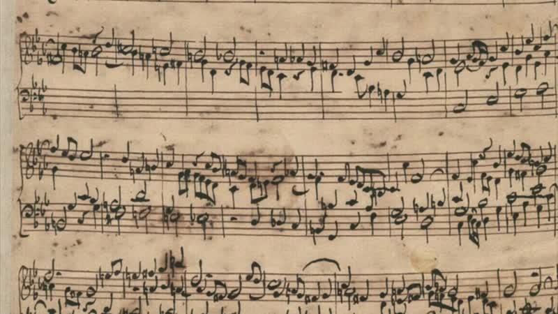 1079b J. S. Bach - Musikalisches Opfer - Ricercar a 6 Regis issu cantio et reliqua canonica arte resoluta BWV 1079 Iain Simcock