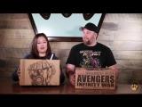 Marvel Collector Corps - Мстители: Война Бесконечности, Распаковка!