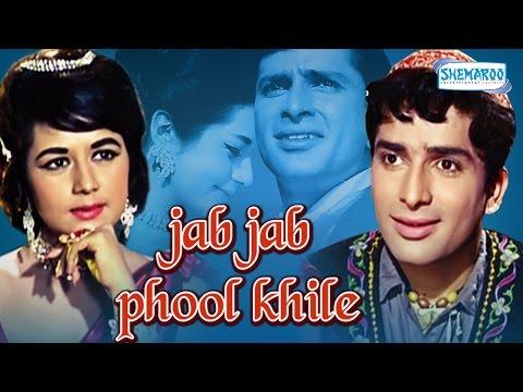Shashi Kapoor 'Jab Jab Phool Khile' - Nanda Hindi Full Movie