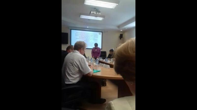 встреча по репрессиям активистов