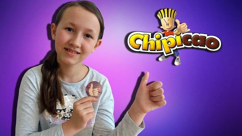 ФИШКИ ЧИПИКАО ЭМОДЖИ 78 Фишек в этом видео UNBOXING SURPRISES CHIPICAO Emoji
