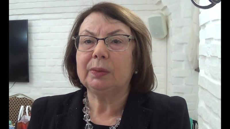 Нина Михайловна Малыгина рассказывает о своей книге: Андрей Платонов и литературная Москва