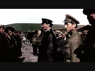 Л. Д. ТРОЦКИЙ, создатель РККА, нарком обороны (1918-1924) документальные кадры HD