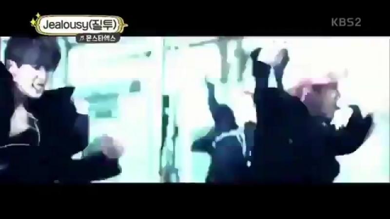 VK 24 03 2018 MONSTA X JEASOULY Video 24 03 18 Monsta X Jealousy preview in KBS2 лЄ¬мЉ¤нѓЂ