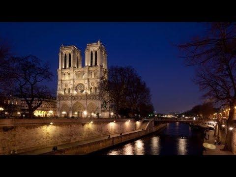 HOMMAGE à NOTRE DAME de PARIS, (Chanson du groupe Il était une fois), montage by Jmd.