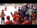 8 день 1/2 финала ЧР по спорту глухих хоккей с шайбой г.Саранск 28.04.18