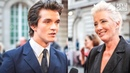 Fionn Whitehead Emma Thompson talk The Children Act at the Premiere