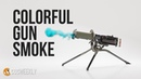 Colorful Gun Smoke in Blender CGC Weekly 21