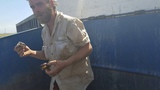 Free food the hobo army way of life w Zane Greene ..Goonies Farm off grid living