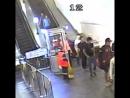 Разбил плафоны в метро на станции «Таганская»
