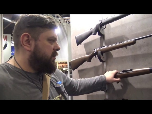 Огнестрел на выставке IWA 2018 с Павлом Нордбергом
