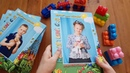 Выпускной альбом для детского сада на 10 разворотов