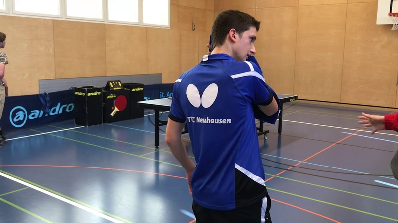Simon Huth Mate Bruckner NLB 18 19 Vorrunde