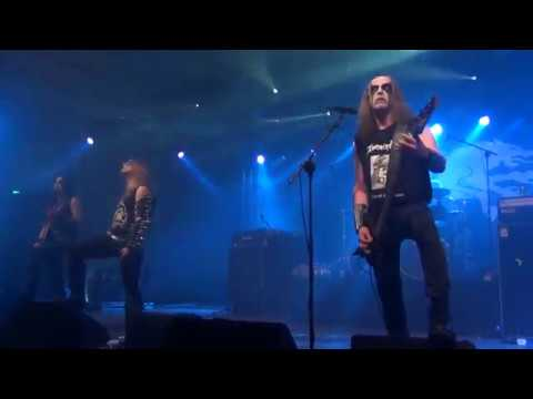 Satanic Warmaster Live @ Steelfest 2018 When Thunders Hail