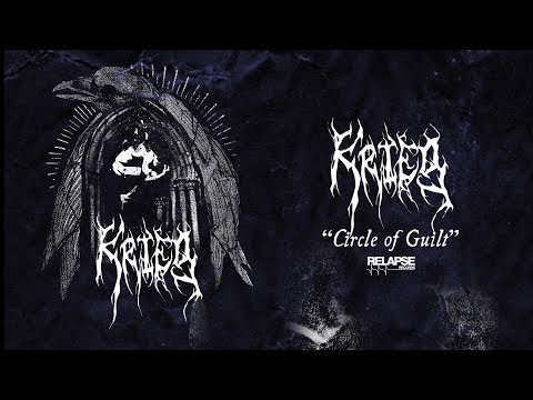 KRIEG - Circle of Guilt (Official Audio)