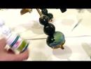 Мастер-класс по изготовлению дизайнерского  светильника с помощью фацетного лака fractal_paint.
