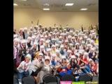 Новогодний семинар в Школе ведущих детский праздников часть 3