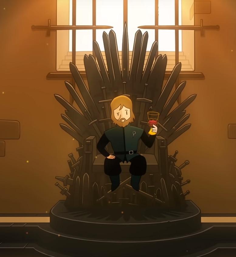 Тирион Ланистер вReigns: Game of Thrones