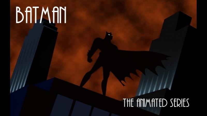 Batman The Animated Series 43 Луна волка