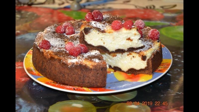 Пирог Буренка просто не очень калорийно но оооочень вкусно