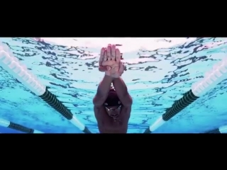 работа ногами подводная съемка