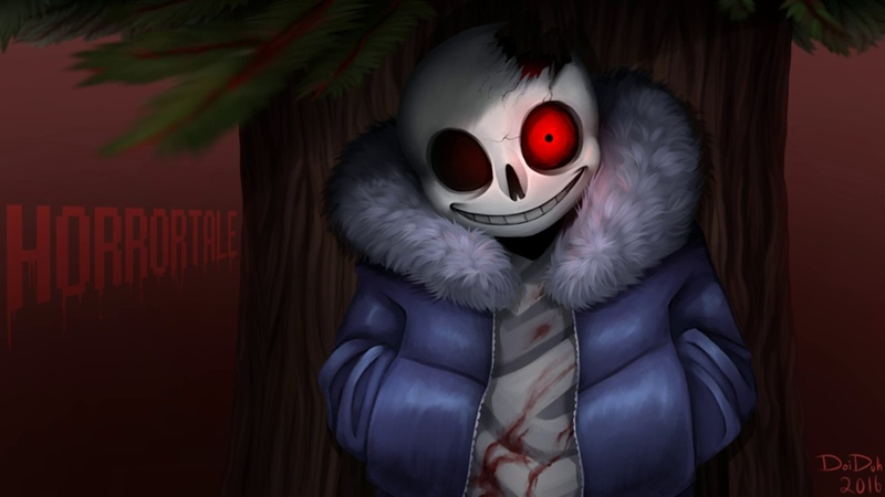 Horrortale - The Song That Might Play When You Fight Horror!Sans