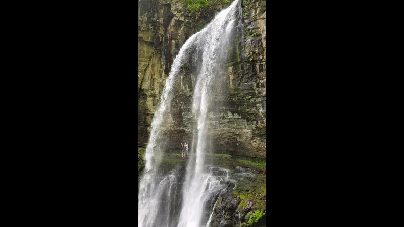 Акармарские водопады