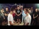 Rap Battle ПУСТЬ ГОВОРЯТ Bryansk Комментатор VS Deer Z