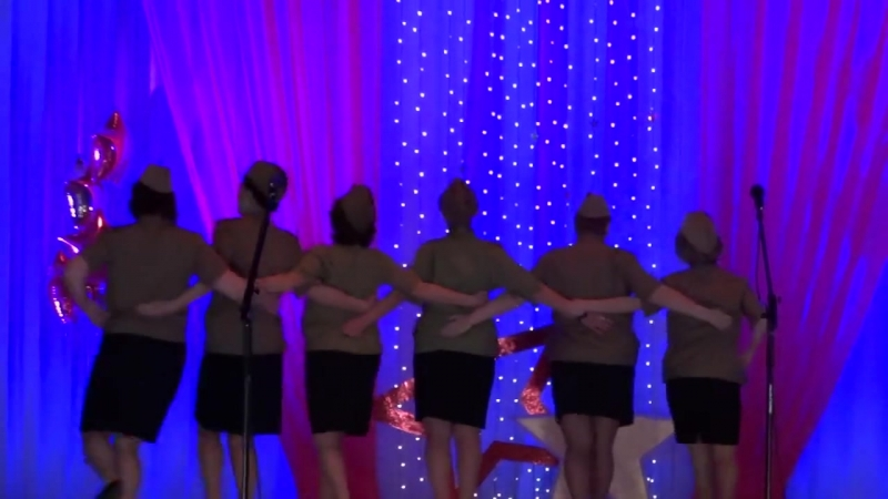 Жешартские зори...танц.коллектив