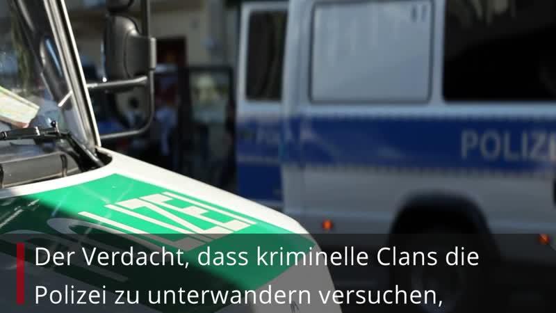 Polizeigewerkschafter gibt Unterwanderung durch Clans in Berlin zu