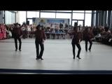 Ха-фа-на-на. Танцевальный коллектив Надежда.