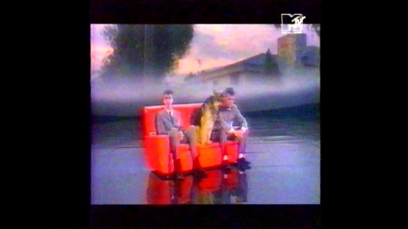 Pet Shop Boys - Suburbia (MTV Music Non Stop 1993)