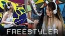 Freestyler Bomfunk MC's Drum and HARP Guitar COVER